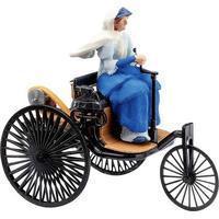 busch-40007-h0-mercedes-benz-benz-patent-motorwagen-bj-1886-mit-bertha-benz
