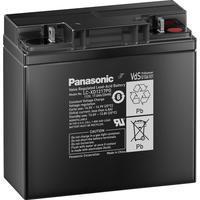 Panasonic Bleiakku 12V 17Ah VDS
