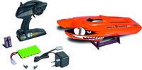 Carson Race Shark FD orange, 2.4Ghz RTR