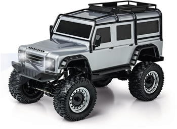 Carson Land Rover Defender 100% silber (500404172)