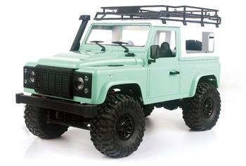 Amewi Geländewagen Crawler 4WD 1:16 RTR metallic grün (22375)