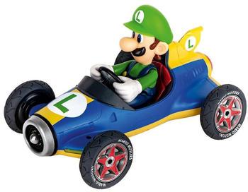 Carrera RC Mario Kart Mach 8 Luigi (370181067)