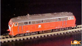 Märklin Diesellokomotive Baureihe 216 (88791)