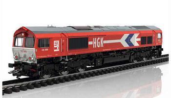 Märklin Diesellokomotive Class 66 (39060)