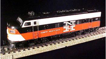 Märklin Diesellokomotive Class 66 (39062)