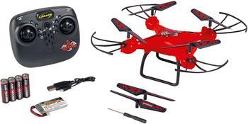 Carson X4 Quadcopter Dragon 330 Quadrocopter RtF Einsteiger