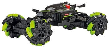 Carrera RC Drift Car black/neon green