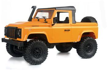 Amewi Pickup Crawler 4WD 1:16 RTR gelb (22376)