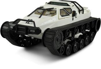 Amewi Ketten-Drift-Fahrzeug Military Police 1:12 weiss RTR (22438)