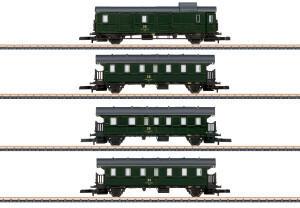 Märklin 087513 Personenwagen-Set, bunt