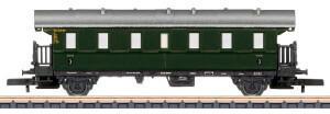 Märklin 087512 Einheitspersonenwagen Donnerbüchse Ci 2.Klasse der DB