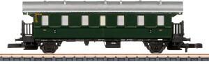 Märklin 087501 Einheitspersonenwagen Donnerbüchse BCi 2./3.Klasse der DB