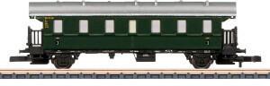 Märklin 087511 Einheitspersonenwagen Donnerbüchse Ci 2.Klasse der DB