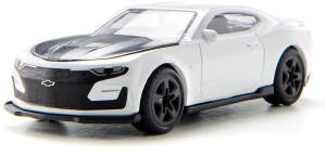 Siku 1538, Chevrolet Camaro, Modellauto, Auto, weiß
