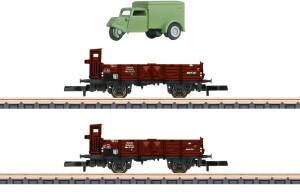 Märklin 082327 Güterwagen O 10 der DRG, 2er-Set
