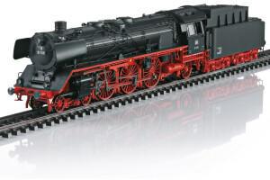 Märklin 039004 Dampflokomotive Baureihe 01, schwart
