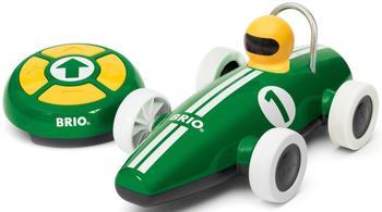 Brio RC-Auto R/C Rennwagen Racing Green, FSC® - schützt Wald - weltweit