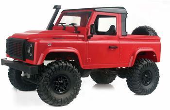 AMEWI Amewi Pick-Up Crawler 4WD 1:16 RTR rot (22377)