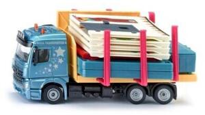 Siku 3562, Fertighaus-Transporter,