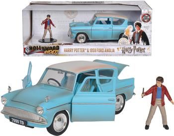 DICKIE Harry Potter mit Ford Anglia