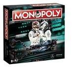Winning Moves Spiel, Brettspiel Monopoly Mercedes AMG Petronas zweisprachig