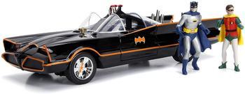 Jada Spielzeug-Auto Batman Classic Batmobile 1:18
