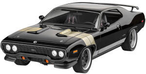 REVELL Fast & Furious - Dominics 1971 Plymouth GTX, 1:25