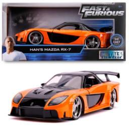 Jada Fast & Furious Mazda RX-7 1:24