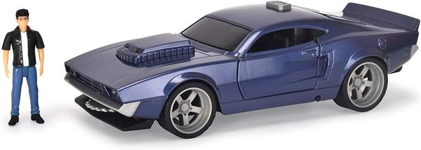 DICKIE Toys Fast & Furious Spy Racers Feature Ion Tresher 1:16