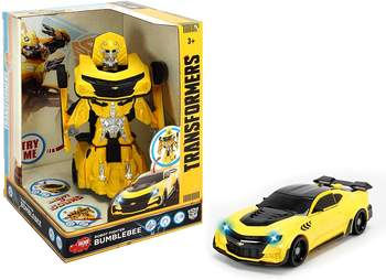Dicky Toys Transformers 5 Robot Fighter Bumblebee