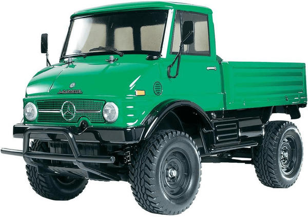 Tamiya Mercedes-Benz Unimog 406 Kit (58457)