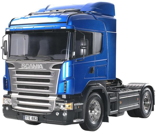 Tamiya Scania R470 Highline Full Operation Bausatz (56318)