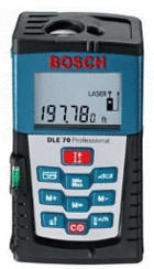 Bosch DLE 70 Professional