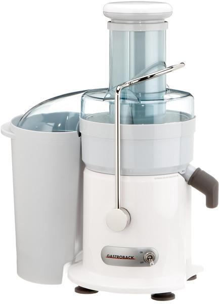 Gastroback Design Juicer Basic 40119