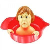 Fanmarkt Angela Merkel