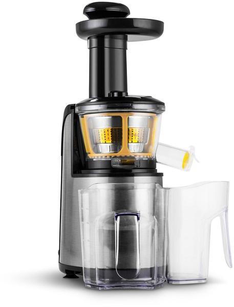 Klarstein Fruitpresso II Slow Juicer Schwarz
