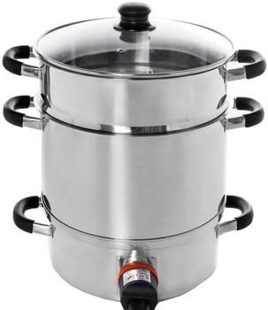Syntrox Germany Chef-Cooker DK-1500W-SS 8.5L