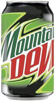 MOUNTAIN Dew Dose 4x330 ml