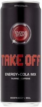 TakeOff Energy + Cola Mix 24x330 ml