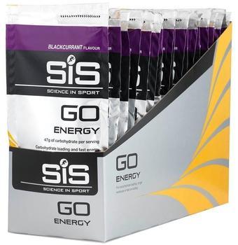 Science in Sport 18 x SiS GO Energy sachets 50 g