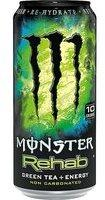 Monster Rehab Green Tea 500 ml