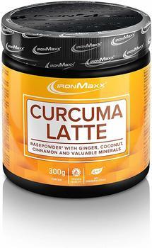 ironMaxx Curcuma Latte Pulver 300 g