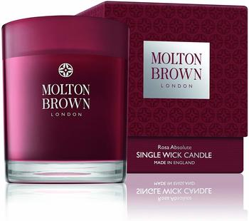Molton Brown Rosa Absolute Scented Candle 180Gr