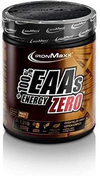 ironMaxx EAAs + Energy 550g Pfirsich