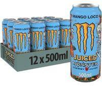 Monster Juiced Mango Loco 0,5l