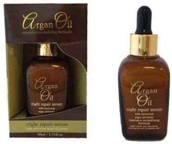 XPEL Argan Oil hydratisierendes nachtserum 30 ml für Frauen