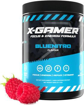 X-Gamer X-Tubz Bluenitro