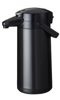 Bravilor Bonamat Airpot Furento mit Glaskern 2,2 l schwarz
