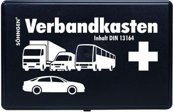 Söhngen KFZ-Verbandkasten DIN 13164 schwarz