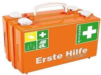 Söhngen Erste-Hilfe-Koffer Quick-CD Joker mit Füllung DIN 13157